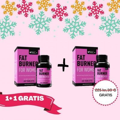SLC FAT BURNER - GRATIS FAT BURNER