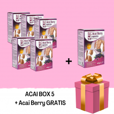ACAI BOX 5 - gratis ACAI BERRY
