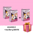 ACAI BOX 2 - gratis ACAI BERRY