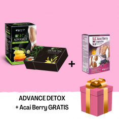 ADVANCE DETOX - gratis ACAI BERRY