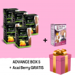 ADVANCE BOX 5 - gratis ACAI BERRY