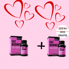 SLC FAT BURNER - GRATIS FAT BURNER