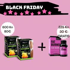 ADVANCE BOX 2 - gratis FAT BURNER