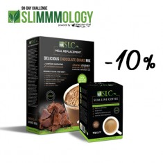 Slimmmology Coffee Chocolate Kit