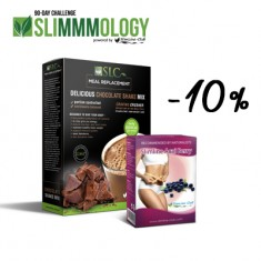 Slimmmology Acai Chocolate Kit