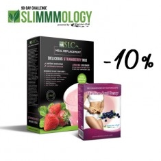Slimmmology Acai Strawberry Kit