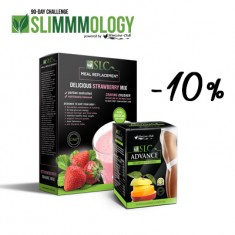 Slimmmology Advance Strawberry Kit