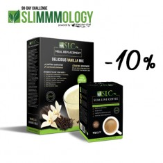 Slimmmology Coffee Vanilla Kit